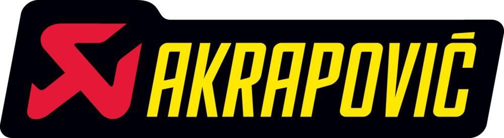 Sticker AKRAPOVIC -