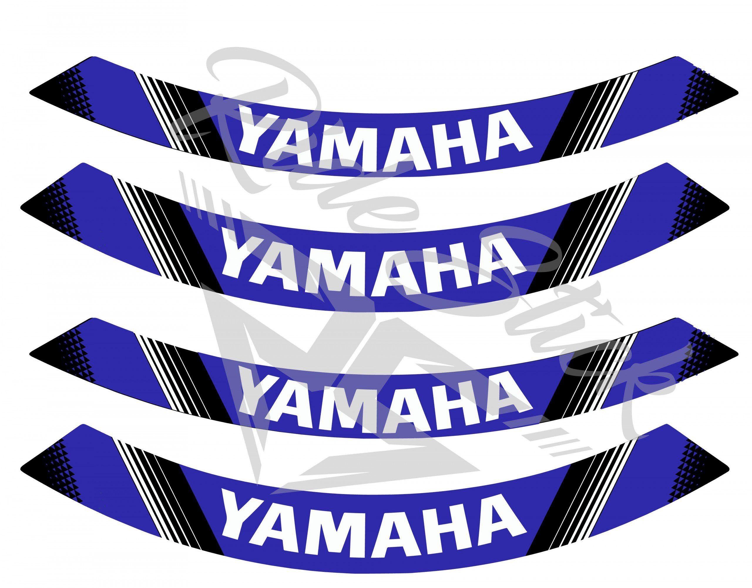 Liserets imprimés Yamaha