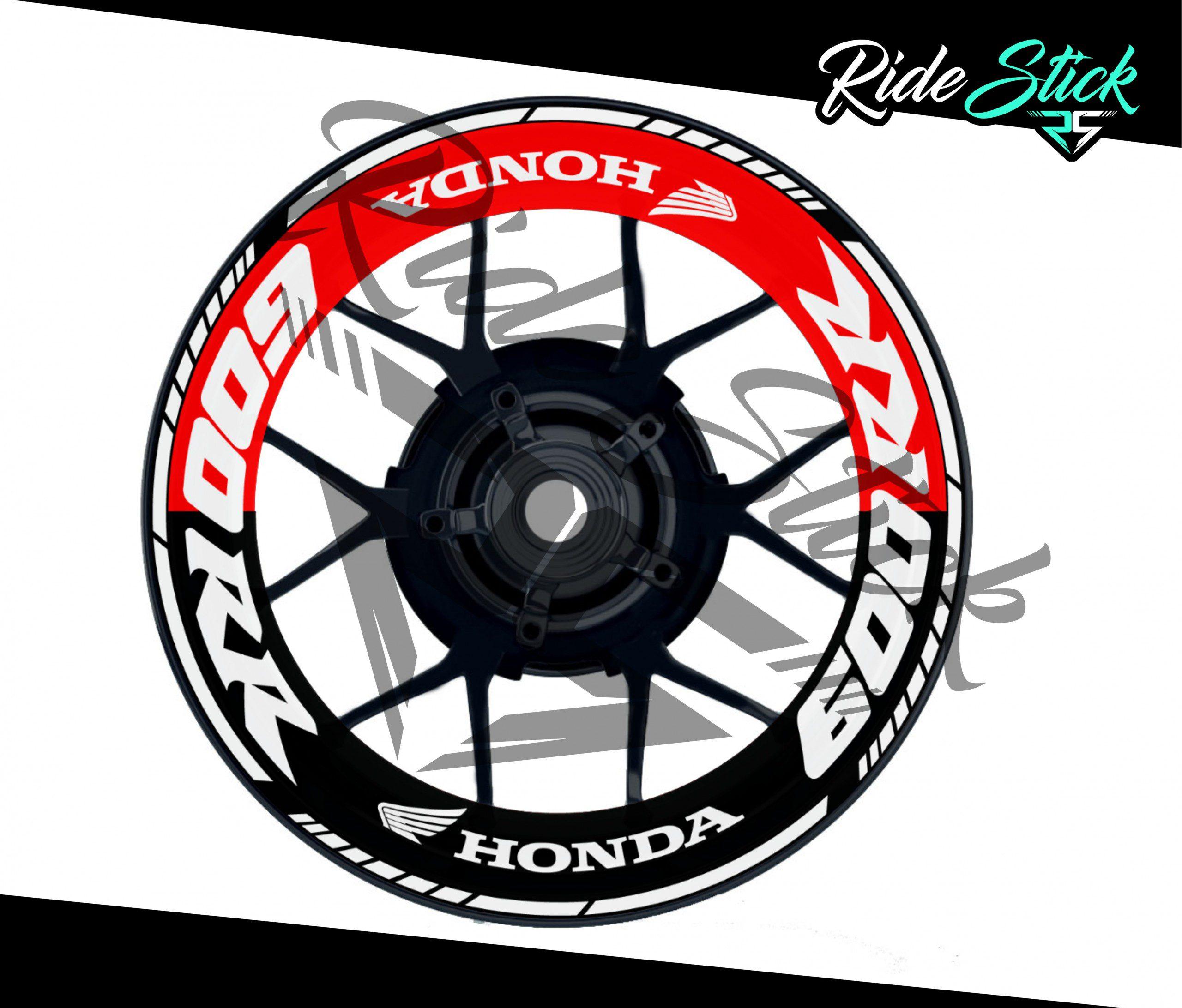 Liserets imprimés Honda